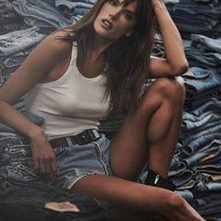 Alessandra Ambrosio se convierte en el rostro de la campaña de Re/Done
