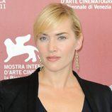 Los pendientes largos de Kate Winslet