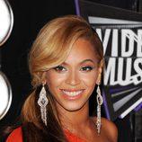 Los pendientes largos de Beyoncé