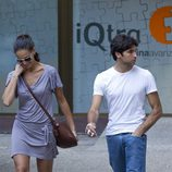 Eva González de paseo con Cayetano