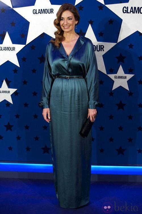 Look de Mariló Montero en los Premios Top Glamour 2011