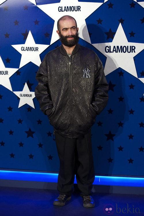 Look de Carlos Díez en los Premios Top Glamour 2011