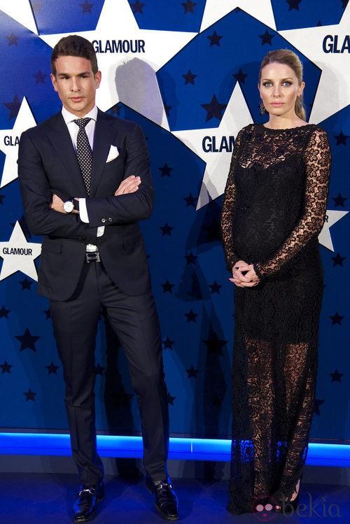 Look de José Mari Manzanares y Rocío Escalona en los Premios Top Glamour 2011