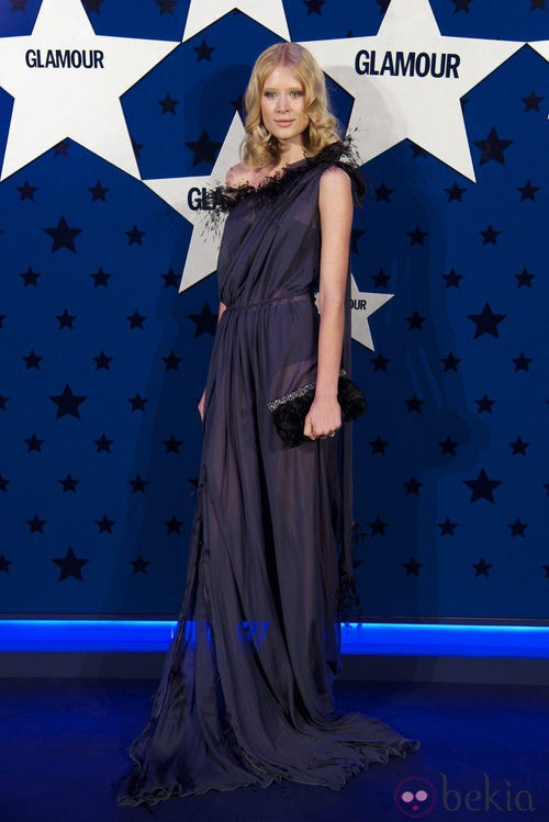 Look de Katerina Strygina en los Premios Top Glamour 2011