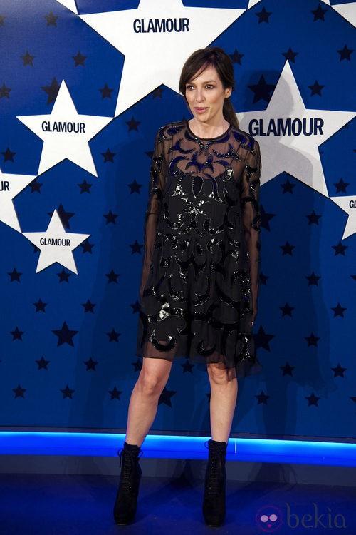 Look de Teresa Helbig en los Premios Top Glamour 2011