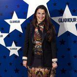 Look de Verónica Etro en los Premios Top Glamour 2011