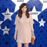 Look de Carmen Ruiz en los Premios Top Glamour 2011