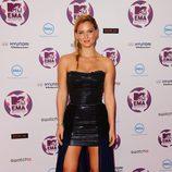 Look de Bar Refaeli en los MTV Europe Music Awards 2011