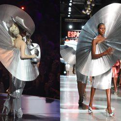 Los looks de Lady Gaga en los MTV Europe Music Awards 2011