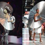 Lady Gaga apuesta por Paco Rabanne para los MTV EMA 2011
