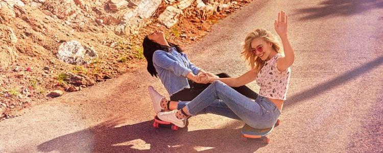 Looks denim de H&M colección 'Loves Coachella' 2017