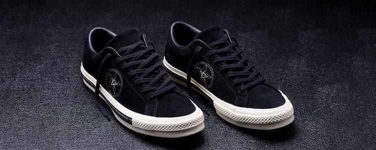 Nuevo modelo de las zapatillas One Star '74 de Converse y Neighborhood