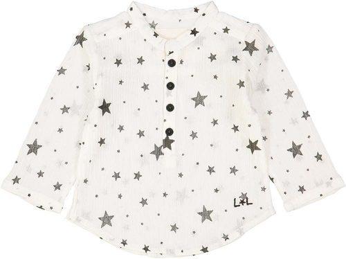 Camisa estrellada de Louis Louise para Neroli by Nagore primavera/verano 2017