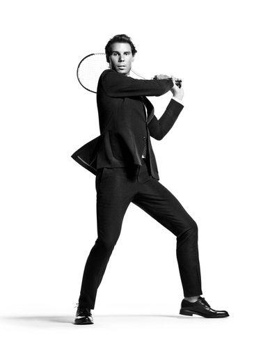 Rafa Nadal como imagen de la colección 'THFLEX Edition 2017' de Tommy Hilfiger