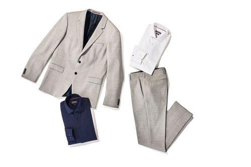 Traje de chaqueta de Tommy Hilfiger colección 'THFLEX Rafa Nadal Edition' 2017