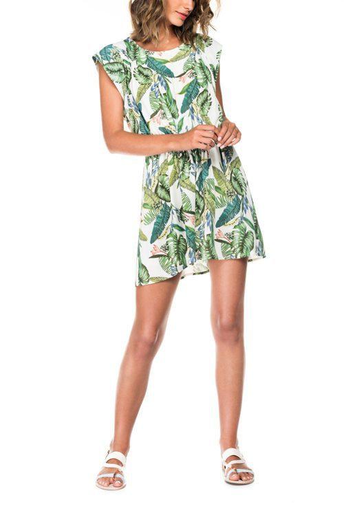 Vestido tropical de Salsa primavera/verano 2017