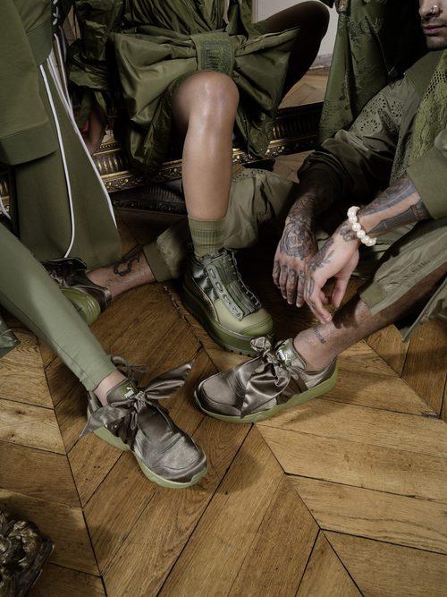 Nuevas zapatillas 'Fenty Puma by Rihanna' primavera/verano 2017