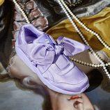 Zapatillas 'Bow Sneaker' de la colección 'Fenty Puma by Rihanna' primavera/verano 2017