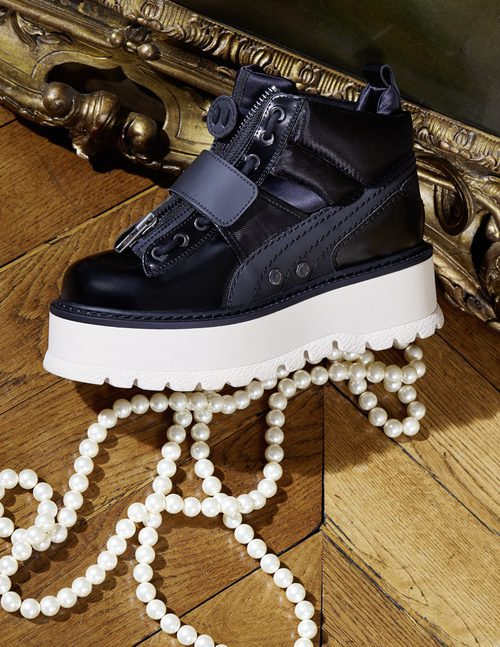 Sneakers 'Boot Strap' de la colección 'Fenty Puma by Rihanna' primavera/verano 2017