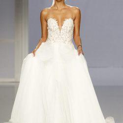Colección de novia 2018 de Rosa Clará en la Barcelona Bridal Week