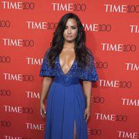 Demi Lovato vestida de Zuhair Murad en la gala de las 100 personas más influeyentes de la revista Time