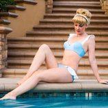 Bikini inspirado en la princesa disney Cenicienta