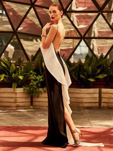 Vestido de la colección 'Red Carpet' de Pedro del Hierro