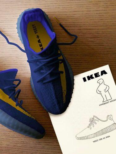 Yezzys x Ikea