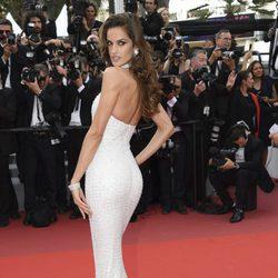 Izabel Goulart apuesta por Ralph & Russo para la alfombra roja de Cannes