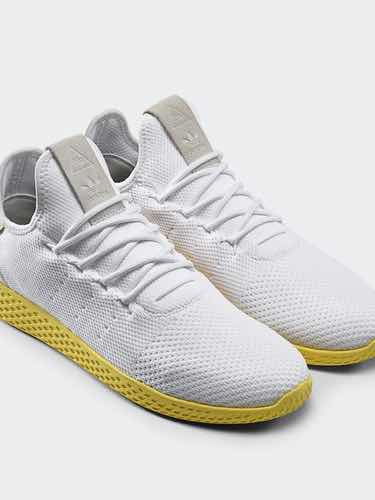 Adidas Originals X Pharrell Williams modelo amarillo