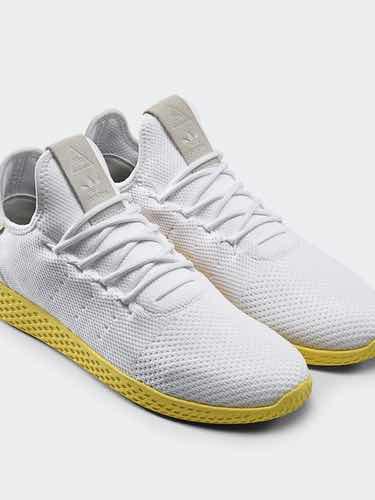 Adidas Originals X Pharrell Williams modelo amarillo