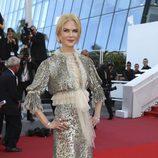 Nicole Kidman en Cannes con un vestido de Rodarte