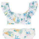 Bikini  tropical de la nueva colección de bañadores de ASOS 2017