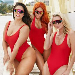 Swimsuits For All la nueva campaña de la modelo 'curvy' Ashley Graham