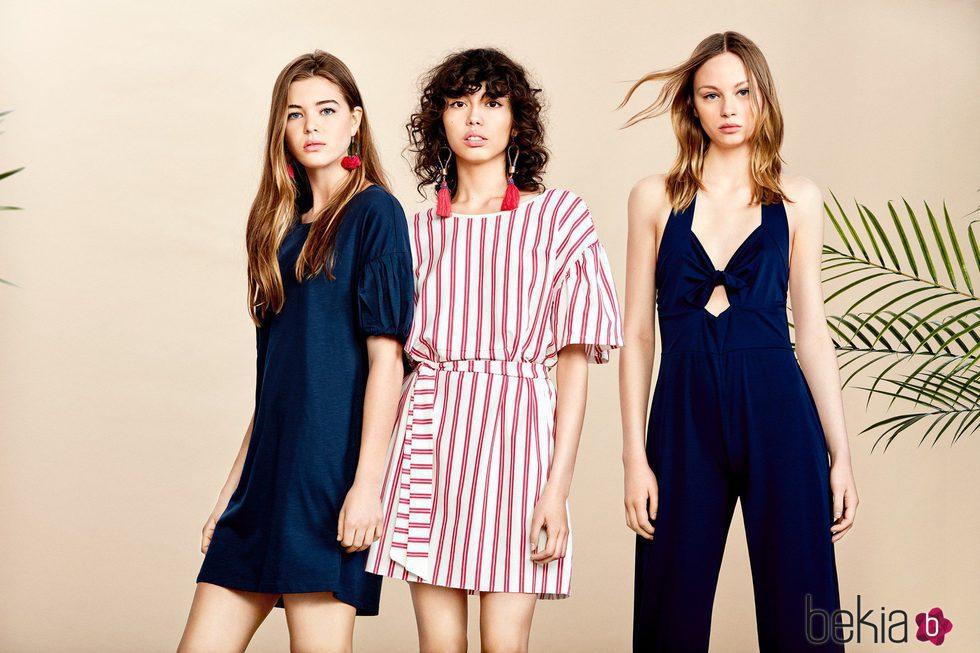 Vestidos verano lefties 2019