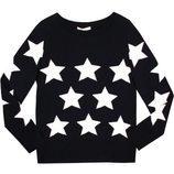 Jersey azul de la colección 'Estrellas' de Pati Conde by Dandara PV17