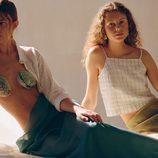 Prendas de lino en la colección limitada Nice Things 2017