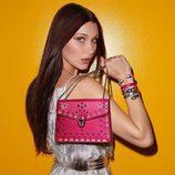 Sesión de fotos de Bella Hadid para la nueva colección de Bulgari