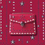 Bolso rosa de la colección 'Serpenti' de Bulgari