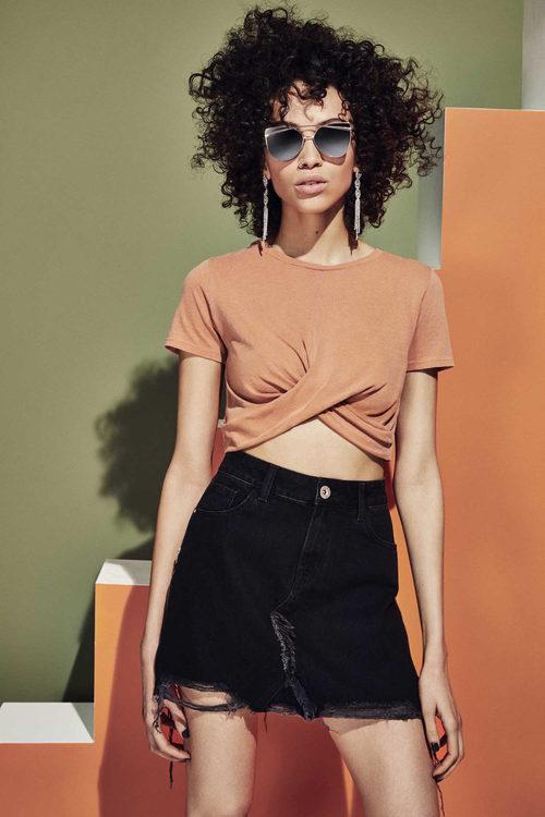 Top y  falda de la nueva colección de River Island 2017