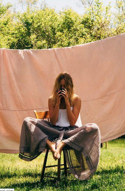Pantalones palazzo de la colección verano 2017 de Free People