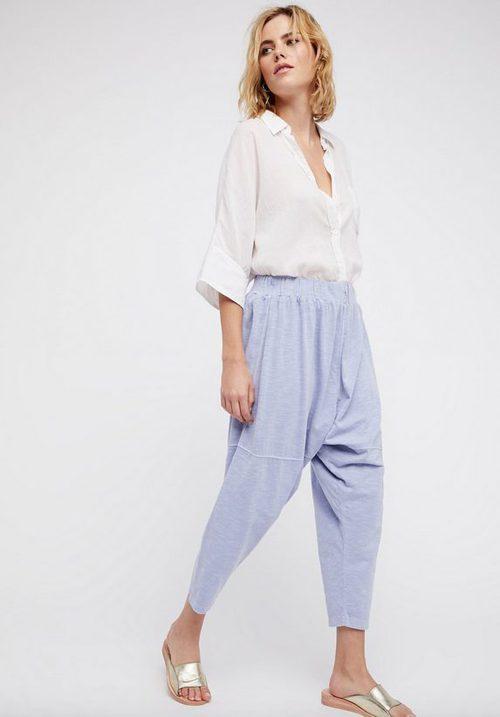 Camisa y pantalón de la colección verano 2017 de Free People