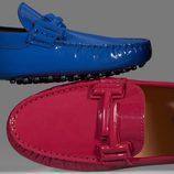 Zapatos de charol de la colección 'Gommino' de Tod's para verano 2017