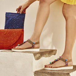 Colección de verano 2017 de Merkal Calzados