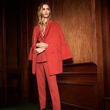 Traje de chaqueta y pantalon de la  colección de otoño/ invierno Primark 2017