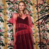 Vestido de tul de la colección de otoño/ invierno Primark 2017