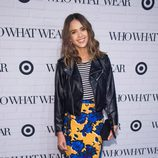 Jessica Alba con un estilismo mix and match