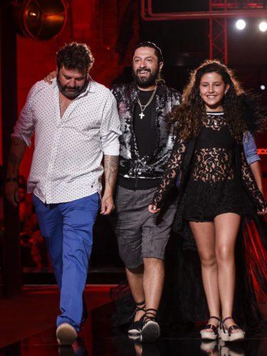 Rafael Amargo debuta como diseñador en la 080 Barcelona Fashion