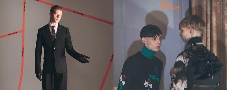 Campaña de Dior Homme Invierno 2017/2018