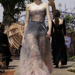 Desfile de Alta Costura otoño/invierno de Dior para 2017/2018